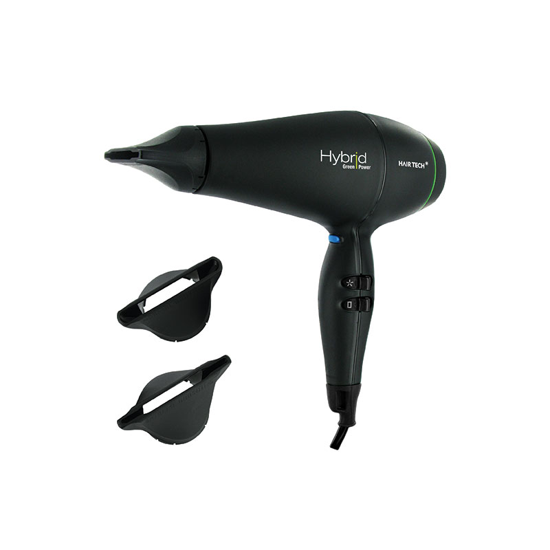 Sèche-Cheveux Hybrid Green Power Hair Tech