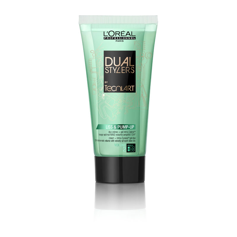Liss and Pump-Up Volume Force 2 L'Oréal 150ml