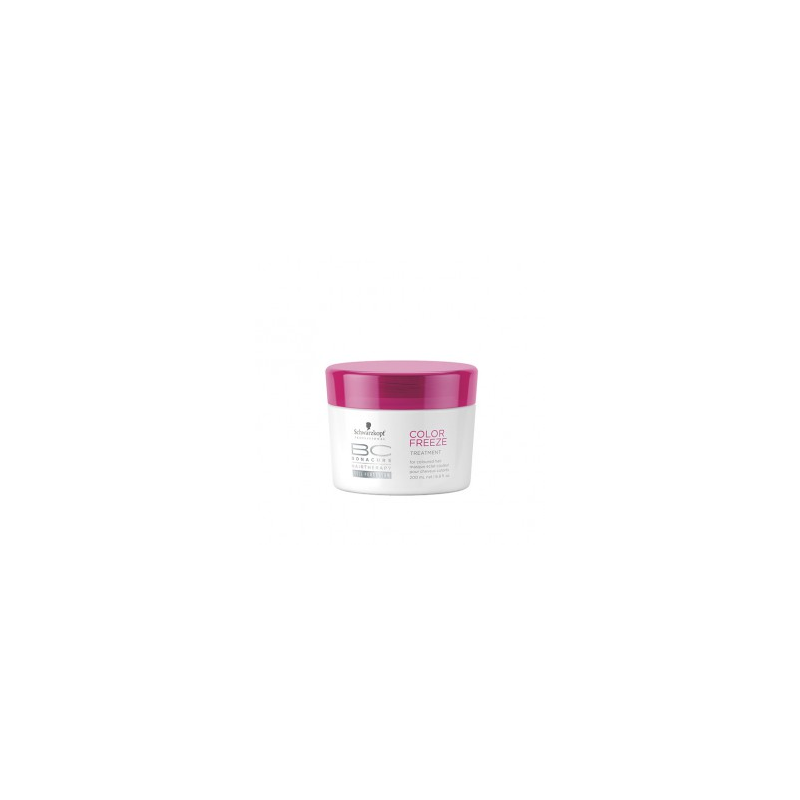Masque Cheveux Colorés BC Color Save Schwarzkopf 200ml