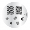 Plaque S15 Konad Stamping Nail Art