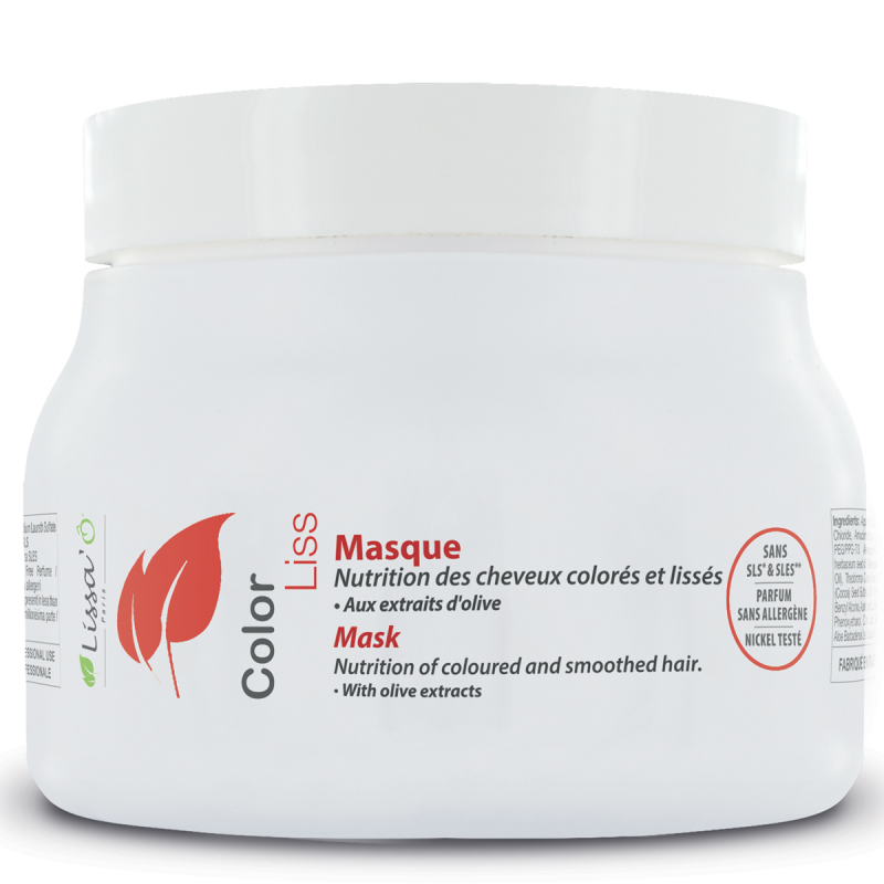 Masque Lissa'Ô Color Liss 250ml