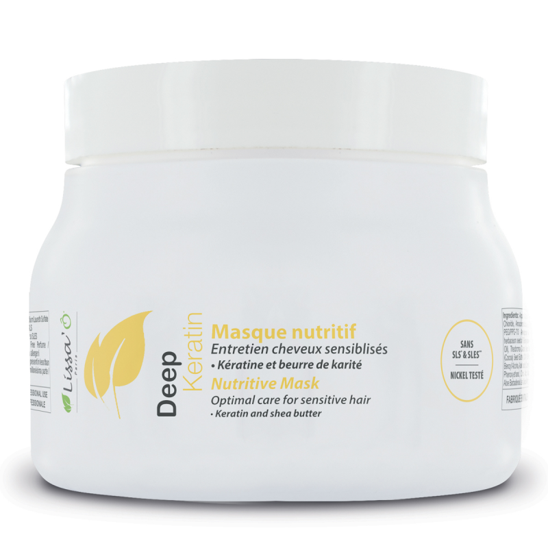 Masque Nutritif Lissa'Ô 250ml