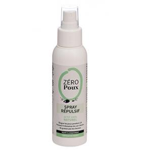 Spray Répulsif Zéro Poux Mulato 100ml