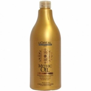 SHAMPOING L'ORÉAL PROFESSIONNEL MYTHIC OIL 750ml