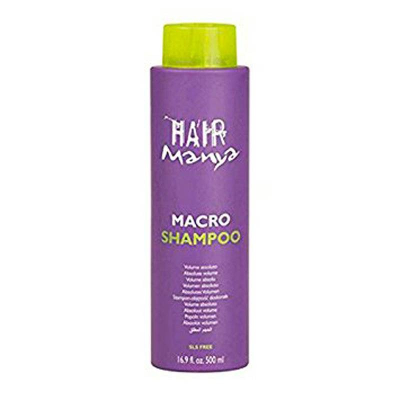 Shampooing Macro Hair Manya 500ml
