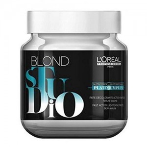 pate decolorante black blond studio