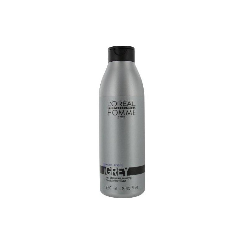Shampoing Grey L'Oréal Homme 250ml