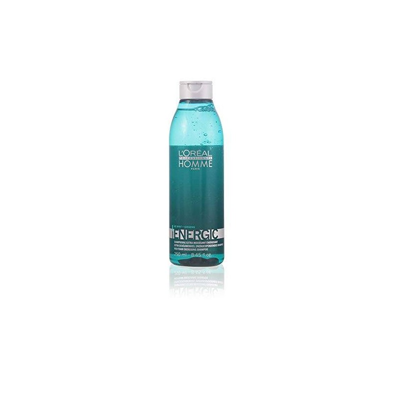 Shampoing Energic L'Oréal Homme 250ml