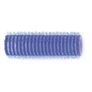 12 bigoudis bleus diametre 15