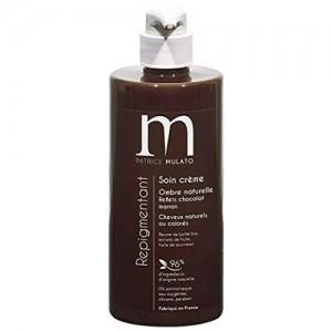 Soin creme Ombre Naturelle reflets chocolat Marron - 500 ml