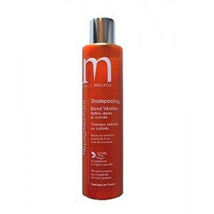 Shampoing blond venicien reflets dores et cuivres - 200 ml