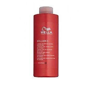 Conditionneur wella pour cheveux colorés fins à normaux 1L