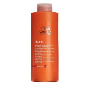 Conditionneur Hydratant wella pour cheveux fins à normaux 1L