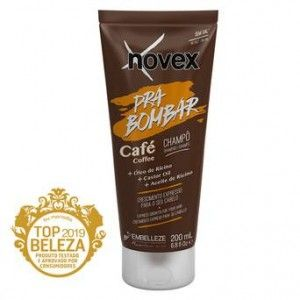 Shampoing Hair Boost Coffee Novex