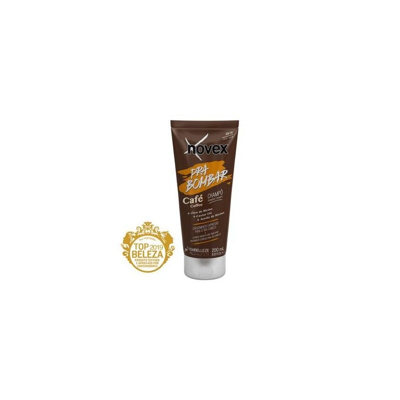 Shampoing Hair Boost Coffee Novex