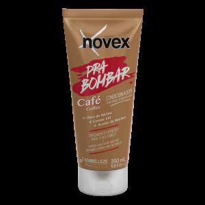 Après-Shampoing Hair Boost Coffee Novex