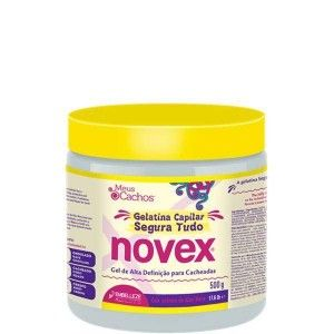 Fixateur de boucles - My curls Novex