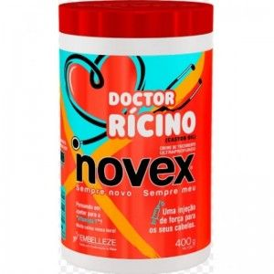 Masque Doctor Ricino à l'huile de Ricin