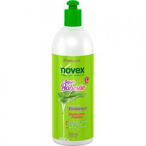 Novex Aloevera Babosão Novex après shampoing