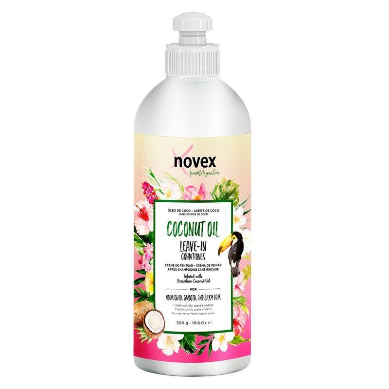 Novex Noix Coco Après-Shampoing SANS RINCAGE 300ml