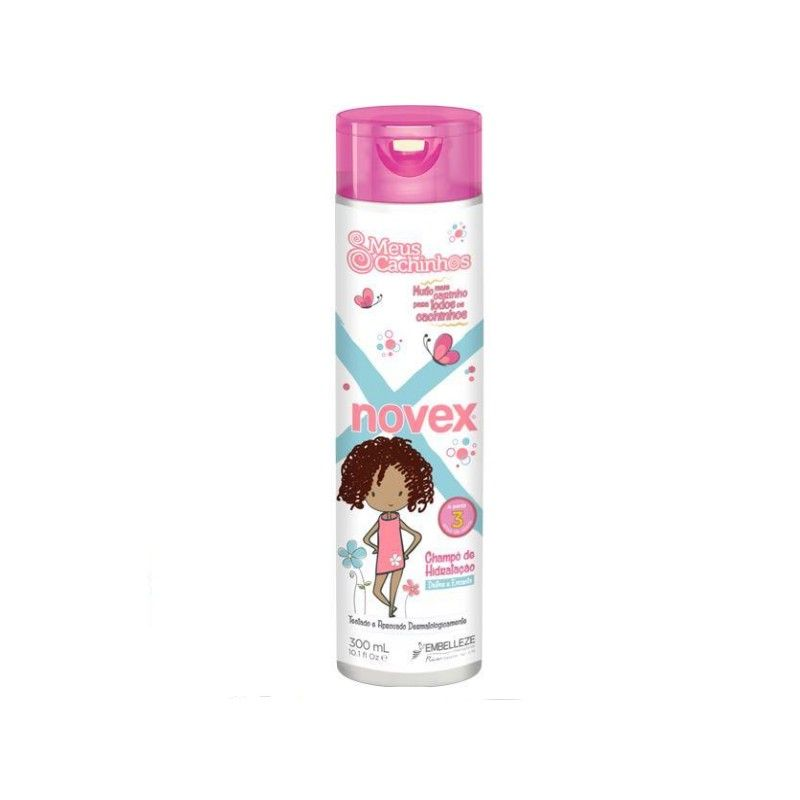 Shampoing Mes Petites Boucles Novex - 300ml