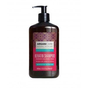 Shampoing à la Kératine - Arganicare 400ml