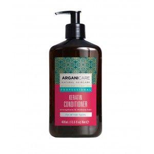 Après-shampoing Kératine - Arganicare 400ml