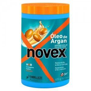 Masque à l'huile d'argan Novex 400g