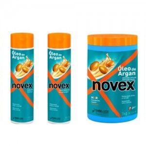Pack Novex Argan
