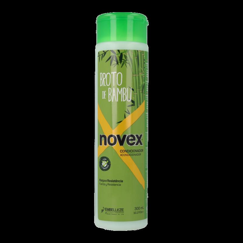 Après-Shampooing Pousse de Bambou Novex 300ml - Force et Croissance