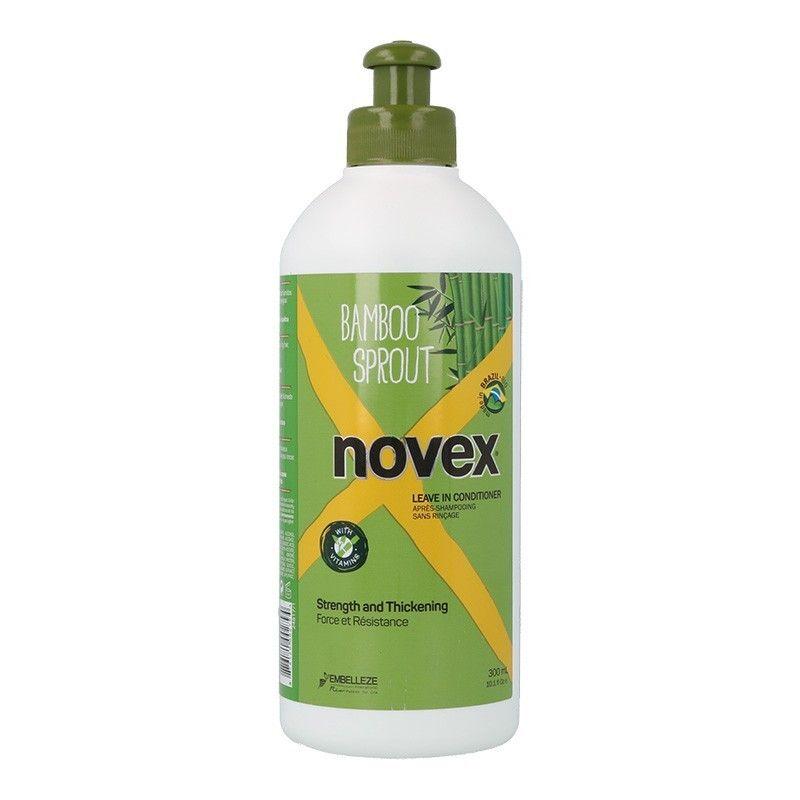 Après-Shampoing SANS RINCAGE Bambou NOVEX 300ml