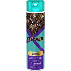 Shampooing My Curls cheveux bouclés - NOVEX 300ml