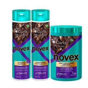Pack Novex My Curls