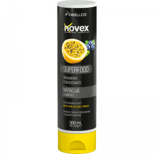 Novex Superfood Passion Myrtille Après Shampoing