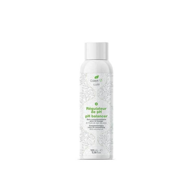 Masque régulateur de pH lissage brésilien, Lissage Tanin