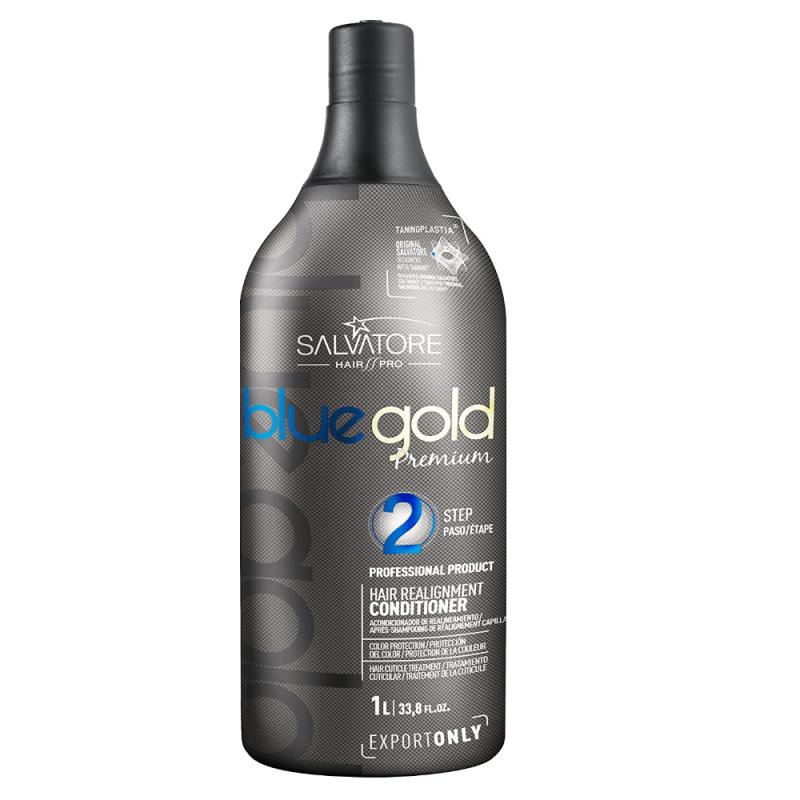 Salvatore blue gold premium lait de lissage