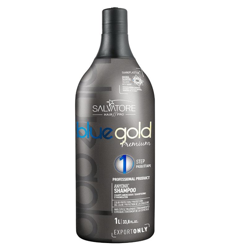 Salvatore blue gold premium shampoing clarifiant