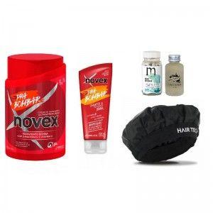 Pack pousse de cheveux: Raiponce