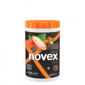 Novex Superfood cacao-amande Masque 400g