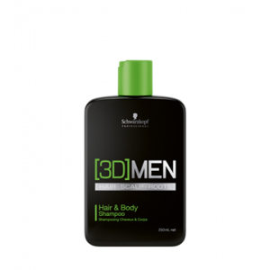 Shampooing Hair & Body [3D]MEN