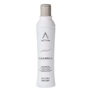 Shampooing Cuir Chevelu et Cheveux Gras Actyva