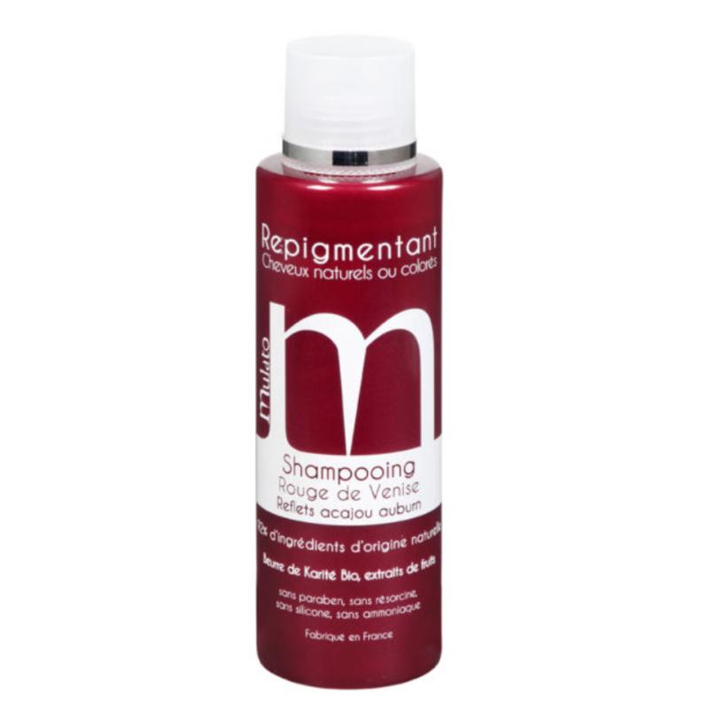 Shampooing Repigmentant Rouge Mulato