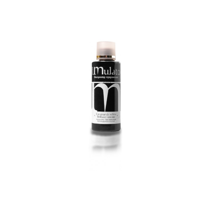 Shampooing Repigmentant Noir Mulato