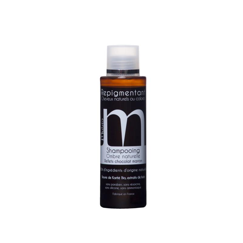 Shampooing Repigmentant Marron Mulato