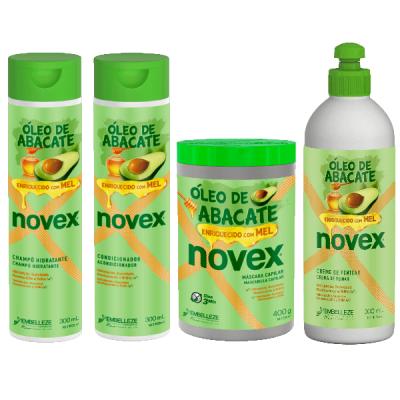 Novex huile d'Avocat