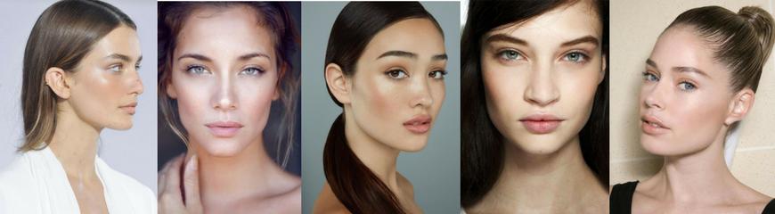 Tendance maquillage minimaliste