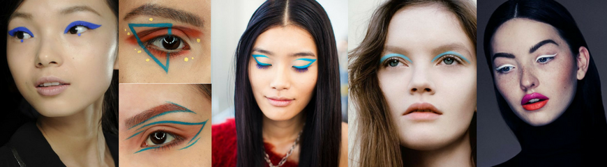 Tendance maquillage arty