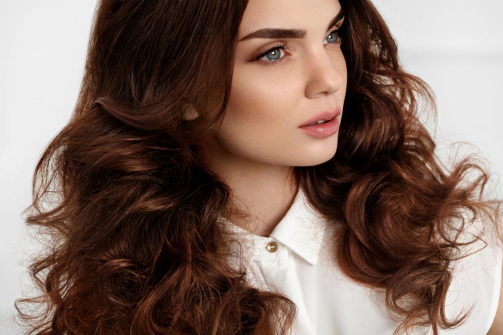 Coloration cheveux reflets naturels
